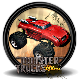 Monster Trucks Nitro 2 Icon Mega Games Pack 33 Iconset Exhumed