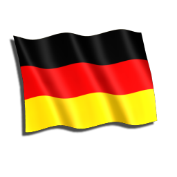 Germany Flag Icon Flags Iconset Pan Tera
