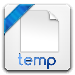 Temp Icon Photoshop Filetypes Iconset Trayse101